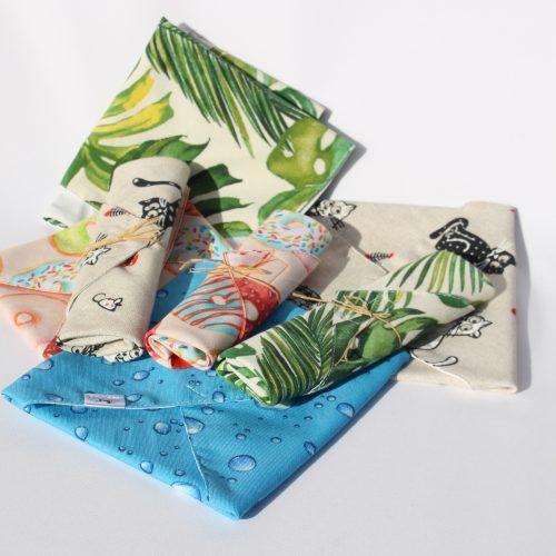 Szendvics csomagolók és uzsitasakok
